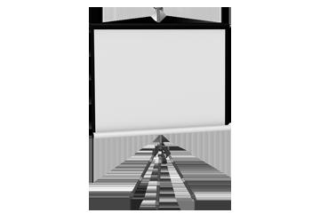 Ekrany projekcyjne